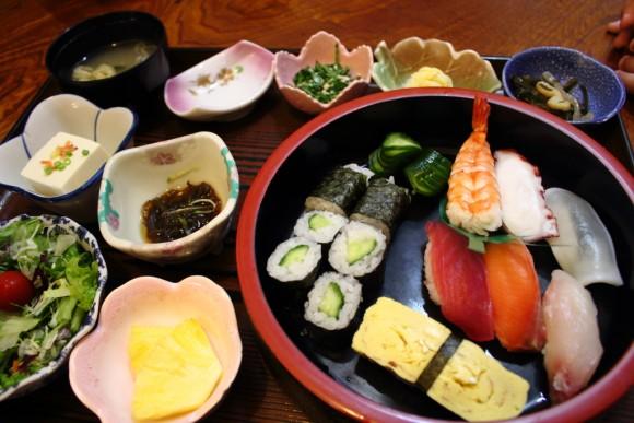 ゆきのお子様寿司セット