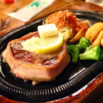 ふりっぱーのステーキ