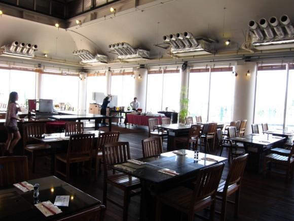 オキナワマリオットリゾート&スパレストラン