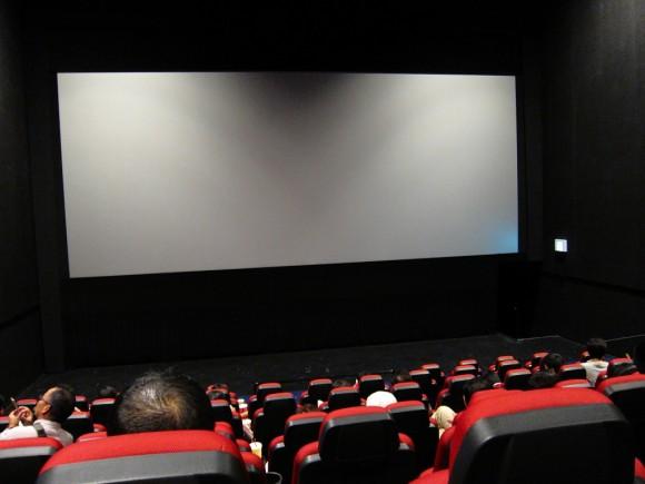 シネマライカムのスクリーン