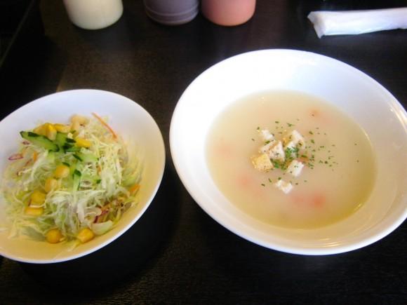 ビッグハートのランチスープ