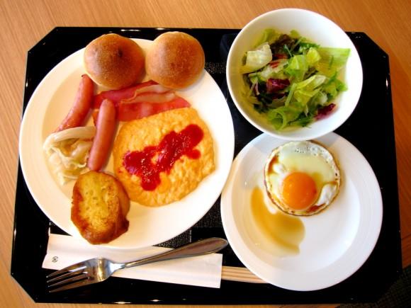 ホテルオリオンモトブリゾート&スパの朝食