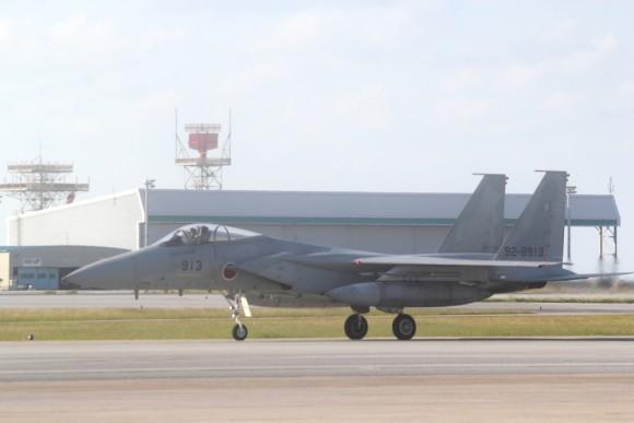 F-15戦闘機