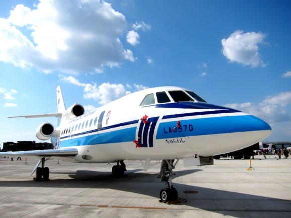 海保Falcon900