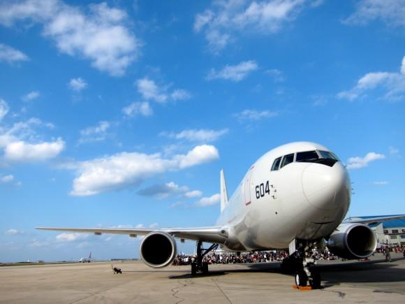 航空自衛隊KC-767