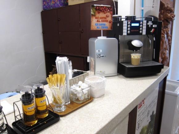 沖縄サンコーストホテルコーヒー