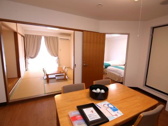沖縄サンコーストホテル和洋室